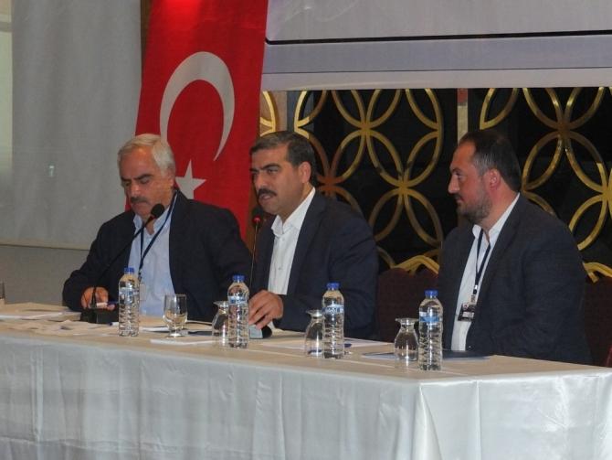 Diyanet- Sen'de Mehmet Engin güven tazeledi