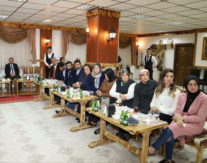Erzincan Kent Konseyi Toplantısı geniş bir katılımla gerçekleştirildi.