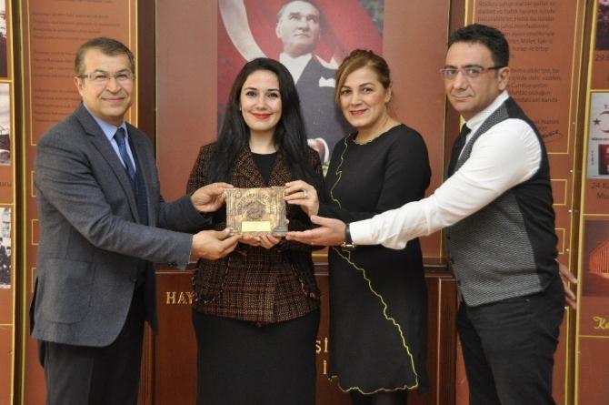 GKV'li öğretmene Eni İyi Kadın Oyuncu Ödülü