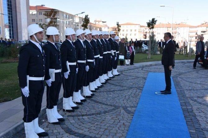 Kırıkkale'nin yeni valisi göreve başladı