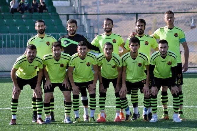 Kayseri Mustafa Hür Öztürk Süper Amatör Küme 8.Hafta