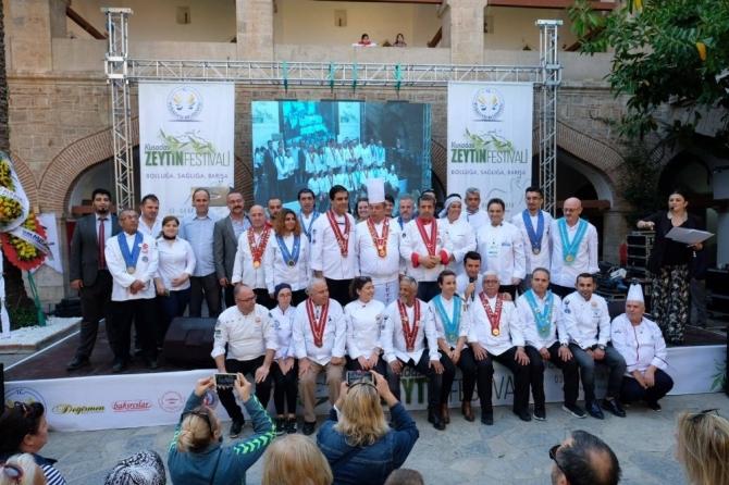 Kuşadası Zeytin Festivali sona erdi