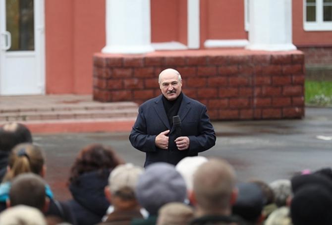 """Lukaşenko'dan ABD'ye uyarı: """"Rusya ile birlikte cevap vereceğiz"""""""
