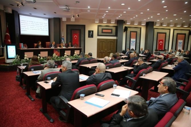Melikgazi Belediyesi Kasım ayı meclis toplantısı yapıldı