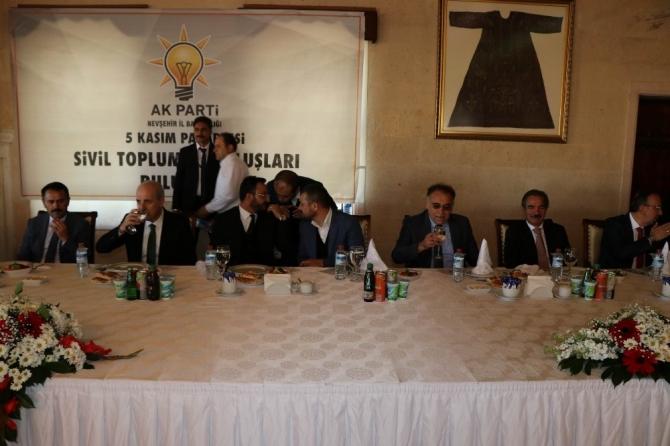"""AK Parti Genel Başkan Vekili Kurtulmuş: """"Ekonomik saldırıyı bertaraf ettik"""""""