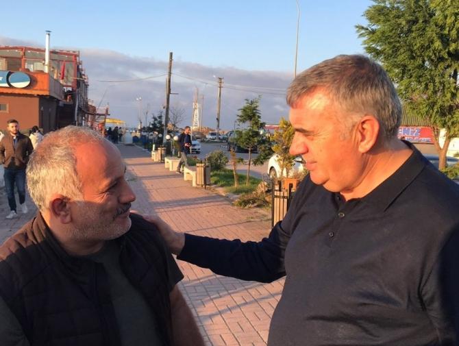 Başkan Toçoğlu, Karasu'da vatandaşların taleplerini dinledi