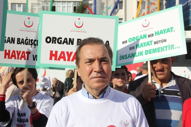 Samsun'da organ bağışçı sayısı 15 bine ulaştı