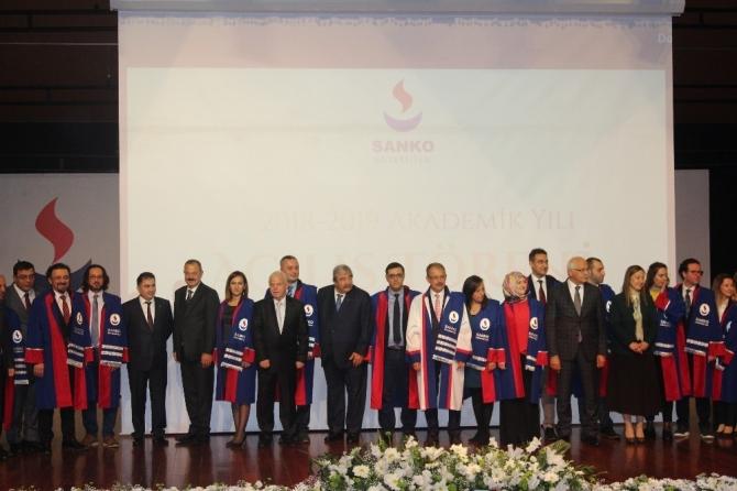 SANKO Üniversitesi 2018-2019 akademik yıl açılışı yapıldı
