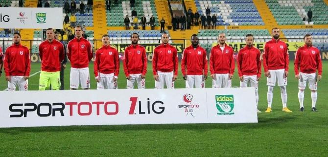 Spor Toto 1. Lig: İstanbulspor: 3 - Balıkesirspor: 0