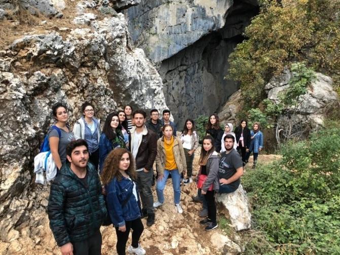 Türkiye'nin en büyük ekstrem parkına fotoğraf gezisi