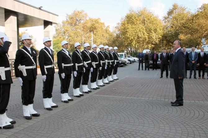 Yalova Valisi Muammer Erol görevine başladı
