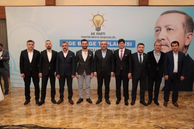 AK Parti Manisa, Ege'nin en aktifi