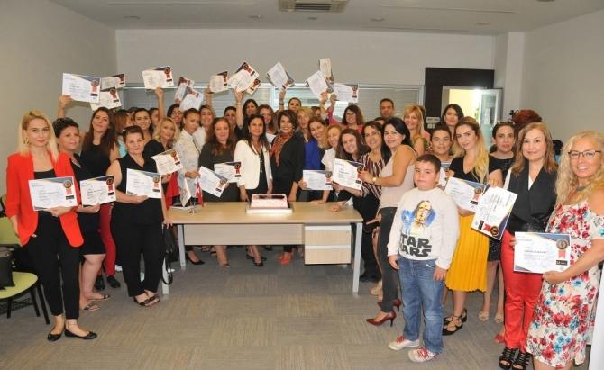 Kadın Girişimciler Eğitimle Güç Kazanıyor