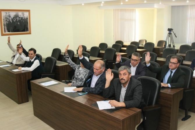 Hacılar Belediye Meclisi Kasım Ayı Toplantısını yapıldı