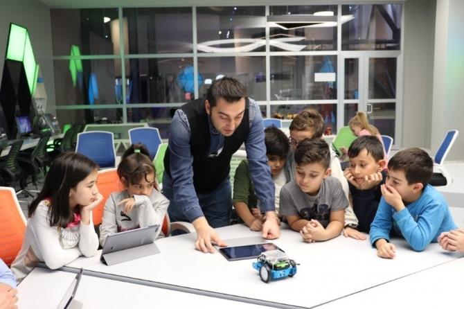 Kayseri Bilim Merkezi'nde yeni dönem hafta sonu atölyeleri başladı