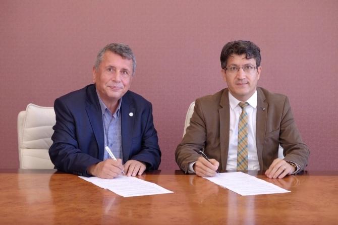 BŞEÜ ve BOZGİDED arasında iş birliği protokolü imzaladı