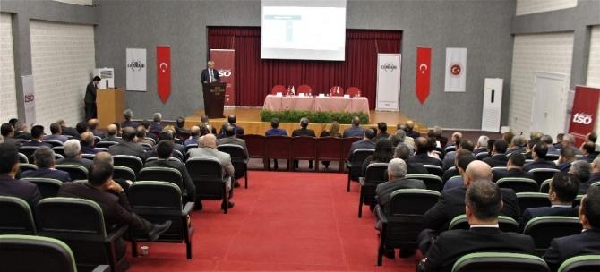 Türk Eximbank, Elazığ'da ihracatçılarla buluştu