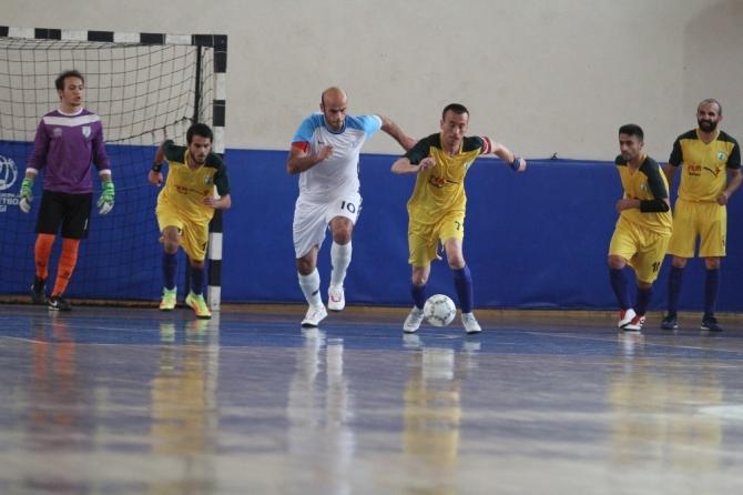 Türkiye Görme Engelliler 1.lig futsal 2. Devre müsabakaları