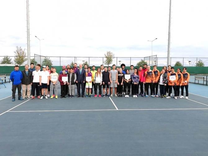 Zonguldak Tenis Deniz Spor Kulübü Karadeniz Ligi 'nde