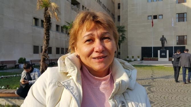 Ukraynalı kadın dolandırılan parası için Türkiye'ye geldi