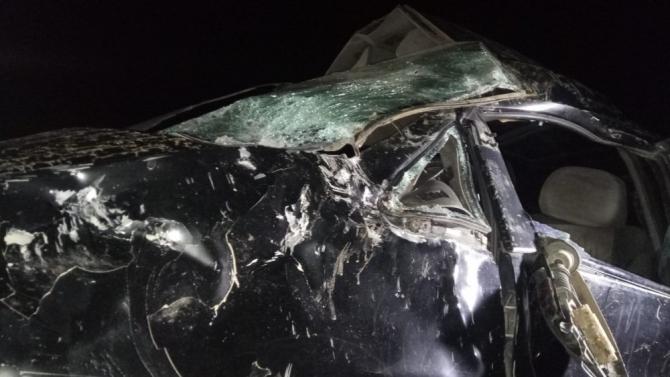 Van'da kaçak Afganları taşıyan araç takla attı: 5 ölü, 16 yaralı