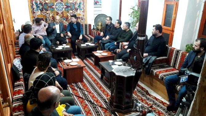 Kilis 7 Aralık Üniversitesi'nde İrfan Meclisi söyleşileri başladı