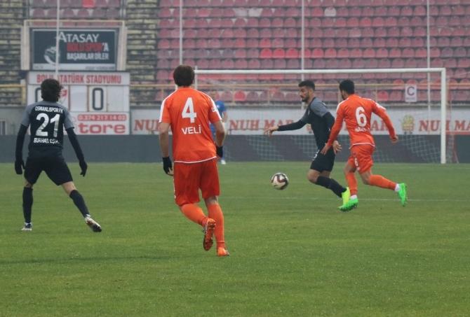 Bolu Haberleri: Osmanlıspor-Adanaspor: 3-1 88