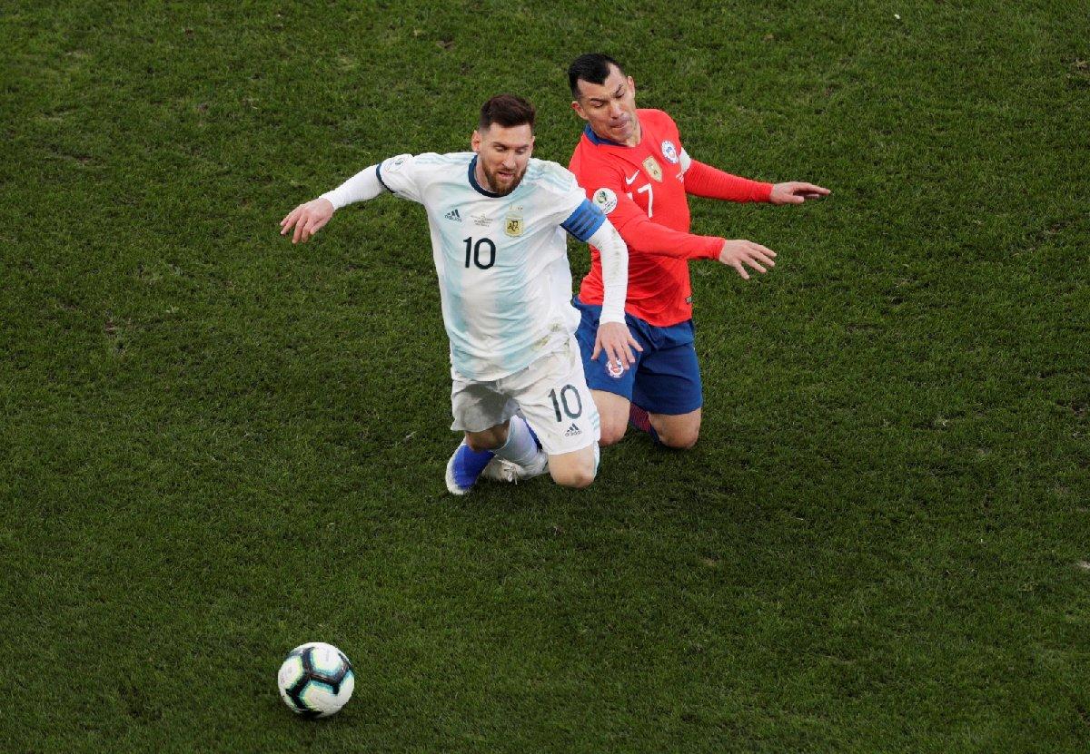"""Messi bombayı patlattı: """"Turnuva Brezilya'nın kazansın diye düzenlenmiş!"""""""