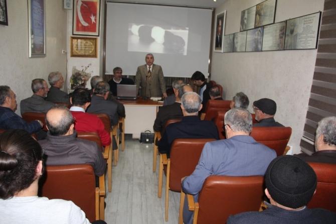 Türk Ocaklarında 'Kalp ve Yürek' sohbeti