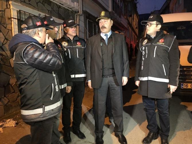 Narko Timsah operasyonunda 100'ün üzerinde torbacı gözaltına alındı