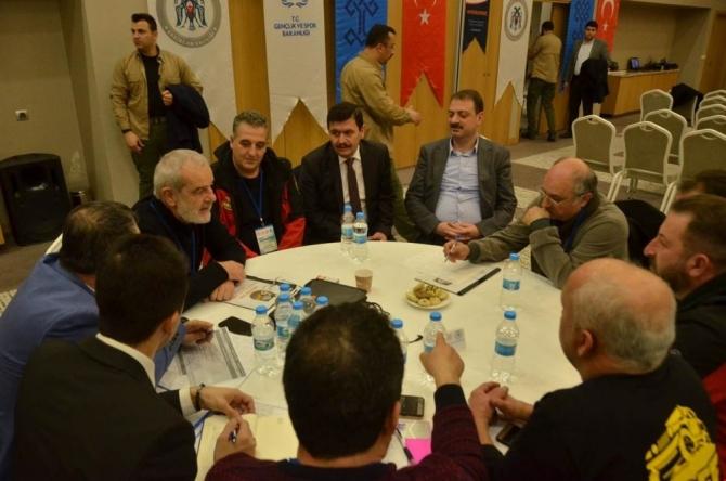 Erzincan'ın turizm ve doğa potansiyeli masaya yatırıldı