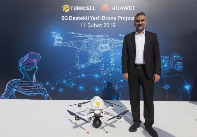 Turkcell'den 5G'de önemli çalışma