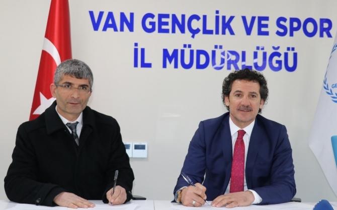 Van'da madde bağımlılığı ile mücadele protokolü imzalandı