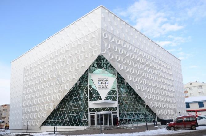 Palandöken Belediyesi Efkan Ala Kültür Merkezi büyüledi Kaynak: Palandöken Belediyesi Efkan Ala Kültür Merkezi büyüledi ile ilgili görsel sonucu