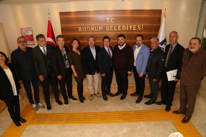 BOTAV, Ahmet Aras başkanlığında toplandı