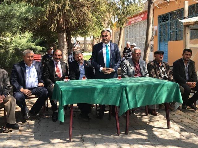Başkan Cabbar'dan Gazi mahallesine ziyaret