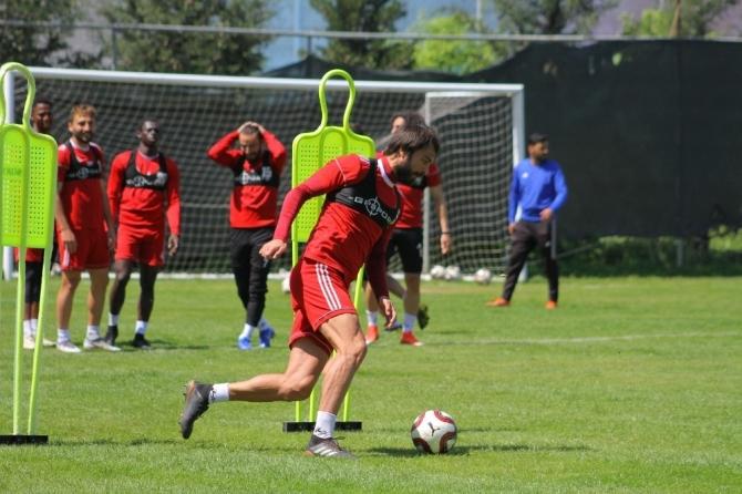 Hatayspor, Afjet Afyonspor maçı hazırlıklarını tamamladı
