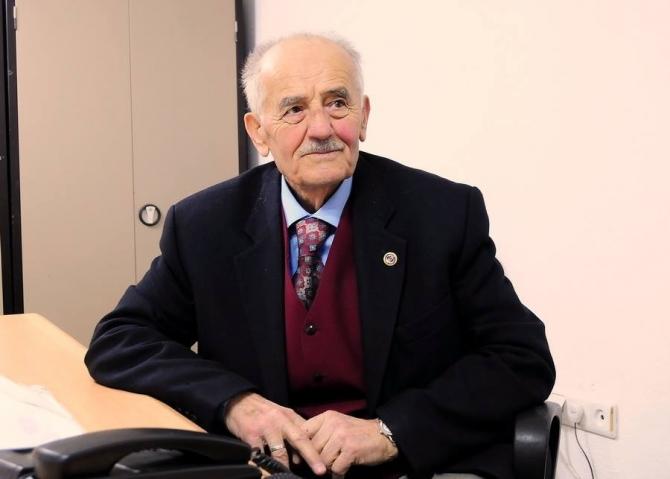 Seydiler'in ilk belediye başkanı Gençoğlu, toprağa verildi
