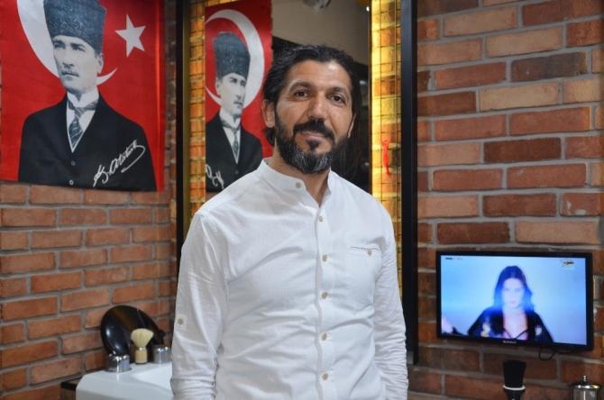 Malatyalı Kuaför Şener Eroğlu, Ukrayna'da yarışmaya katılıyor