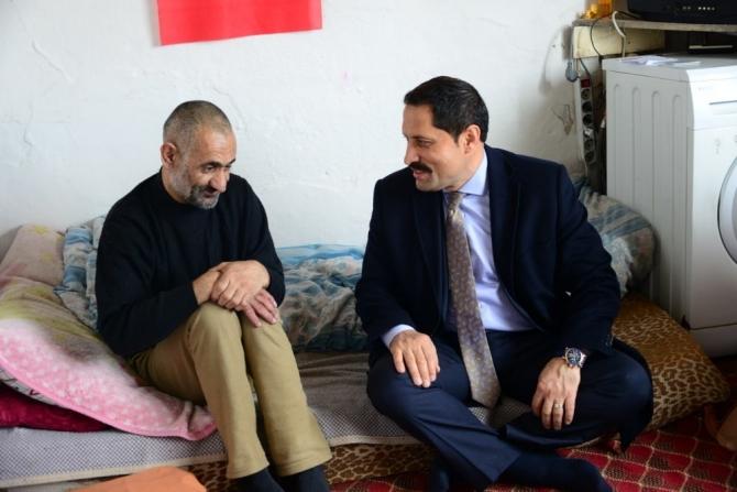 Ardahan'da ''Engelleri El Ele Aşalım'' Projesi