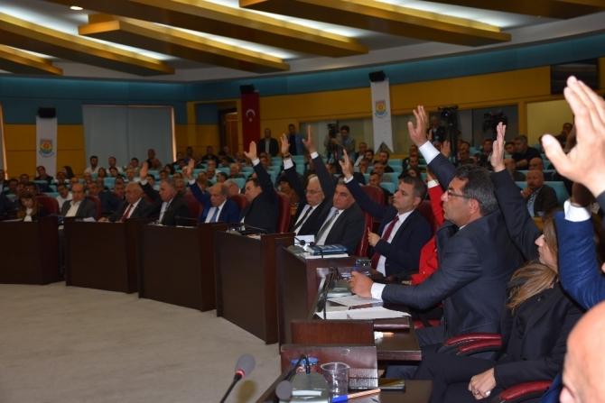 Başkan Bozdoğan ilk meclisi toplantısını yaptı