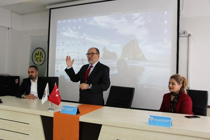 Avrasya Üniversitesi'nden Giresun'da kariyer paneli