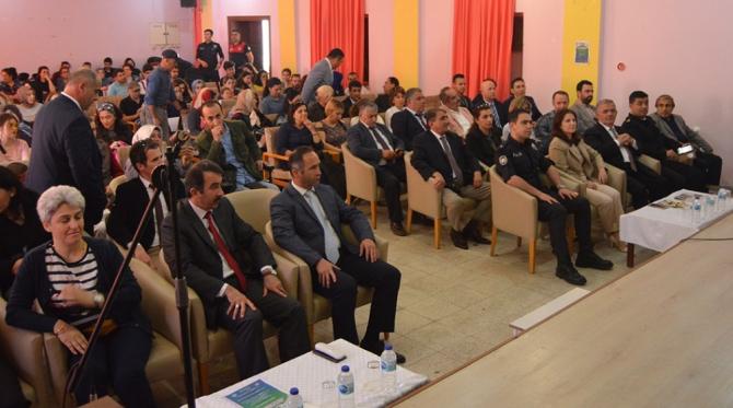 """Erdek'te """"Sıfır Atık Projesi"""" tanıtımı yapıldı"""