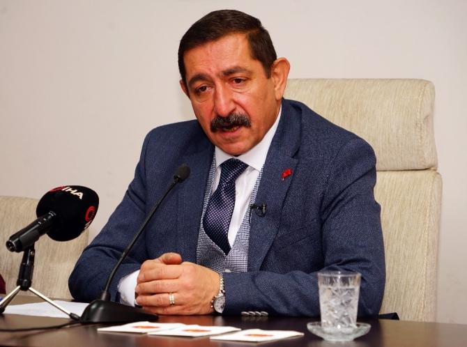 """Başkan Vidinlioğlu, """"Borçlu bir belediye devraldık"""""""