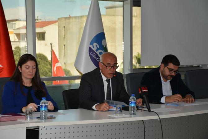 Söke Belediyesi'nden amatör spor kulüplerine 149 bin TL