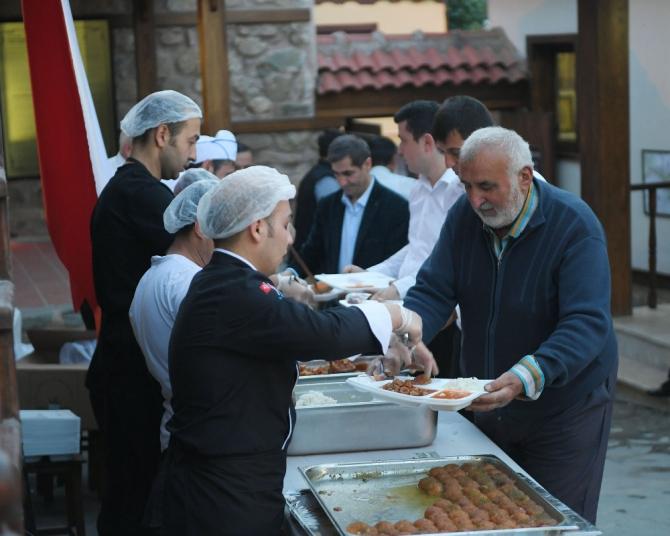 Osmangazi'de ramazan heyecanı