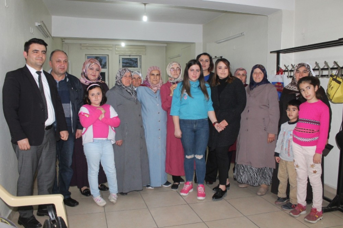 Tosya'da Mantar Yetiştiriciliği kursu sona erdi