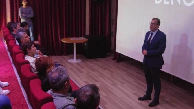 Uşak Üniversitesinde TRT Akademi Atölye Çalışmaları Başladı
