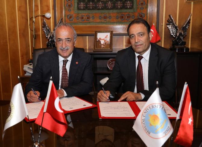 Atatürk Üniversitesi, İş birliği Protokollerine bir yenisini daha ekledi