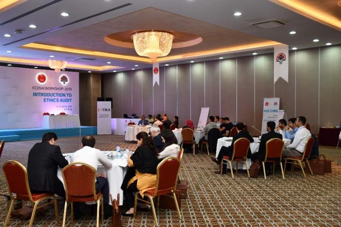 TİKA'dan ECOSAI çalıştayına destek